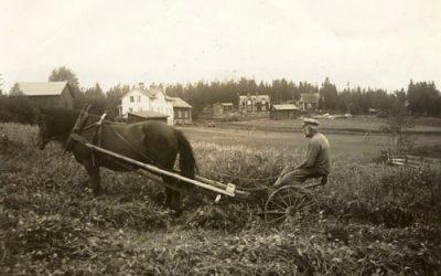 Agrarhistoriskt föredrag